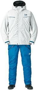 ダイワ◆レインマックス エクストラハイロフト ウィンタースーツ DW-3207(ライトグレー)XL【特価!】