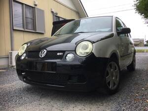 diesel *MT 5 speed base * Lupo * rare * document equipped * nationwide land sending * vehicle exchange * prompt decision equipped * excellent mechanism