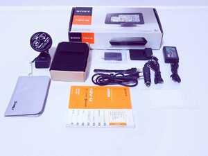 美品 全額返金保証付 付属品完備 SONY 4.8V型 パーソナルナビゲーションシステム U75V ワンセグ NV-U75V