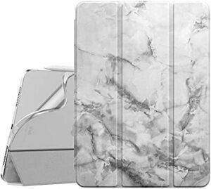 ホワイト大理石 iPad Air 4 ケース 2020 Dadanism iPad 10.9インチ カバー 2020モデル アイ
