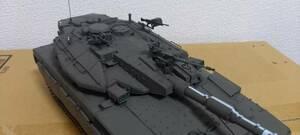 1/35イスラエル軍メルカバ3D戦車完成品