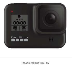 HERO8 BLACK CHDHX-801-FW(新品未開封品)保証あり