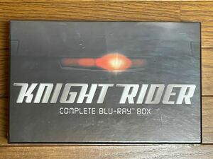【未開封】ナイトライダー コンプリート ブルーレイBOX Blu-ray