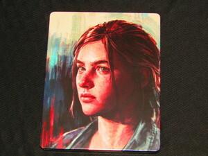 送料無料/特典のみ 未使用品 The Last of Us Part II /ラストオブアス パート2 スペシャルエディション特典 スチールブック