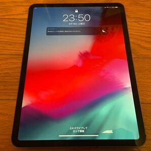 iPad Pro 11インチ 64gb スペースグレイWi-Fi+cellularモデル 2018 ケース付き