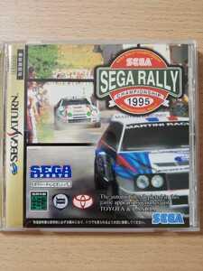 【送料無料】セガサターン セガラリー チャンピオンシップ 帯付き SEGA RALLY CHAMPIONSHIP SS SEGA SATURN GS-9047