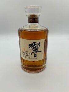 サントリー 響17年 ウイスキー  HIBIKI 古酒 700ml