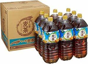 [Amazon限定ブランド] #like アサヒ飲料?十六茶麦茶?お茶 2L×9本