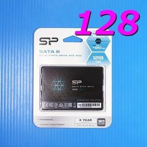【SSD 128GB】シリコンパワー Ace A55