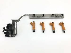 _b71826 スバル ステラ カスタムR DBA-RN1 インジェクター デリバリーパイプ EN07 297500-0110 RN2