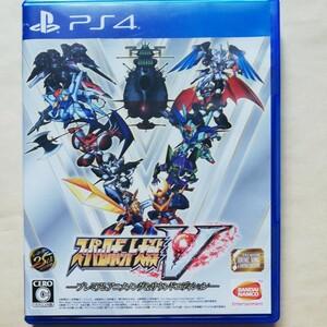 スーパーロボット大戦V プレミアム アニメソング PS4
