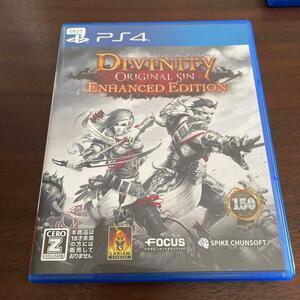 PS4 ディヴィニティオリジナル・シン