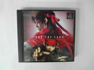 PS21-001 ソニー sony プレイステーション PS 1 プレステ アーク ザ ラッド2 RPG レトロ ゲーム ソフト