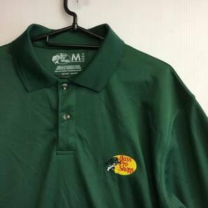 バスプロショップス BASS PRO SHOPS 速乾ポロシャツ Mサイズ グリーン