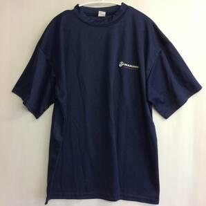 USA製 ミリタリー速乾Tシャツ ネイビー Lサイズ 米軍 MARINE