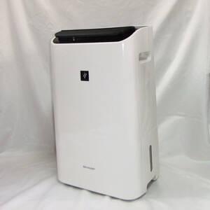 ジャンク品★SHARP シャープ 衣類乾燥除湿機 CV-F120-W