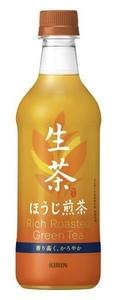 新品/未開封 キリン 生茶 ほうじ煎茶 ペットボトル 525ml ×24本