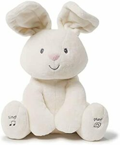Flora the Animated Bunny