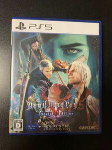 【中古】Devil May Cry 5 Special Edition デビルメイクライ 5 スペシャルエディションPS5 PlayStation 5 SONY
