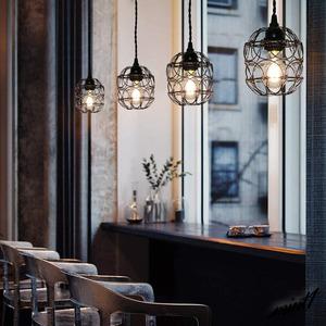 【お洒落でレトロな雰囲気】 ペンダントライト 北欧風 アンティーク レトロ インダストリアル 引掛けシーリング LED対応 バー 隠れ家