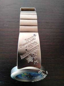 ディズニー20周年記念時計