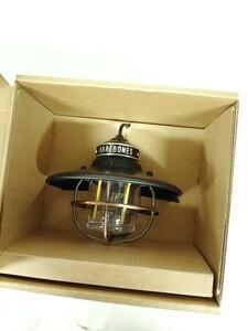 (新品未使用)ベアボーンズ エジソンペンダント アンティークブロンズ LEDランタン /Barebones Edison