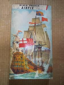 AIRFIX エアフィックス スケールモデル H.M.S PRINCE 帆船 プリンス号