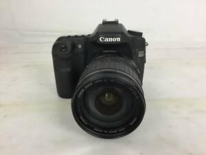 Canon EOS 50D DS126211 EF/φ 72mm/1:3.5-5.6 /28-135 搭載 デジタル一眼レフカメラ バッテリーグリップBG-E2付●ジャンク品
