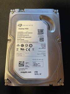 【即決】Seagate ST2000DM001 2TB SATA/600 7200RPM 3.5インチ