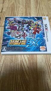 Nintendo 3DS スーパーロボット大戦BX