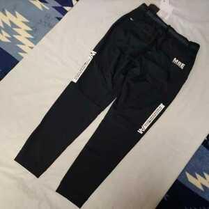 新品正規品 マスターバニー パーリーゲイツ サイズ1 21モデルの最新作 ジョガーパンツ ジャージ スウェット ブラック 送料無料
