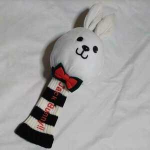美品訳あり正規品 ジャックバニー パーリーゲイツ ウサギ ヘッドカバー 希少な非売品 送料無料