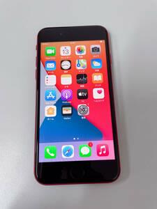 ★★★美品 iphoneSE2 128gb simフリー レッド 【送料無料】38101