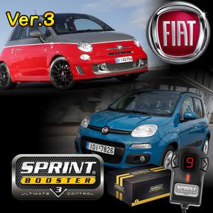 FIAT フィアット LINEA リネア PANDA パンダ TIPO ティーポ SPRINT BOOSTER スプリントブースター RSBI253 Ver.3 左ハンドル車用 新品