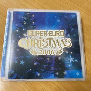 【美品】CD Super Euro Christmas 2006 avex trax