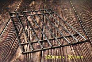 エンベリ座オリジナル ステンレス製コンパクトロストル 5φ 320mm x 201mm