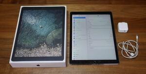 【美品】 iPad Pro 12.9インチ 第2世代 64GB WiFi 付属品完備 Apple アップル タブレット