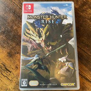 モンスターハンターライズ MONSTER HUNTER RISE ニンテンドースイッチ ソフト Switch Nintendo