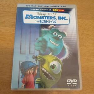 モンスターズインク DVD