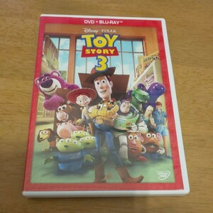 トイストーリー3 DVD+ブルーレイセット