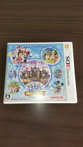 Nintendo 3DS 中古ソフト「Disney MAGIC CASTLE」