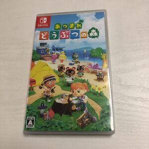 Nintendo Switch 任天堂スイッチ あつまれどうぶつの森