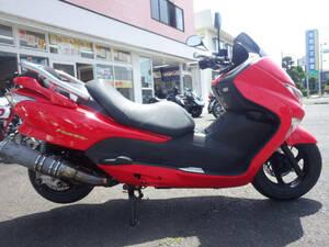 フォルツァZ ホンダ ビックスクーター 赤 250cc