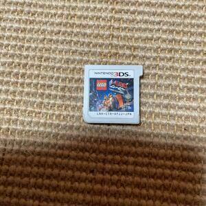 3DSソフト LEGOムービー ザ ゲーム レゴムービー