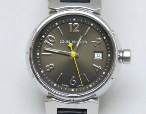 稼働品 ルイ・ヴィトン Louis Vuitton Q1211 クオーツ レディース 腕時計