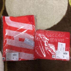 読売 TOKYO2020 東京2020 オリンピック フェイスタオル+マフラータオルセット 未使用品