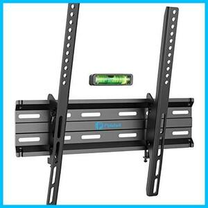 テレビ壁掛け金具 26~55インチ モニター LCD LED液晶テレビ対応 ティルト調節式 VESA対応 最大400x400mm 耐荷重45kg ネジ類付き (小型)