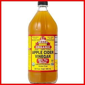 2D 新品 【日本正規品】りんご酢 アップルサイダービネガー 新品 迅速対応 946ml オーガニック 新品Bragg 1T
