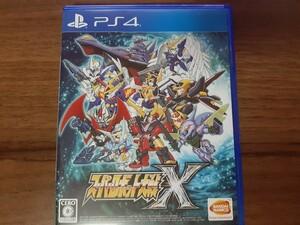 スーパーロボット大戦X PS4