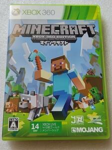 XBOX360 Minecraft マインクラフト